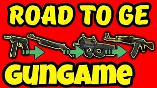 GUNGAME na Matchmakingu! - #1 Highlightsy S1-GE