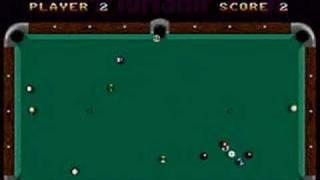 Champonship Pool - Game 1