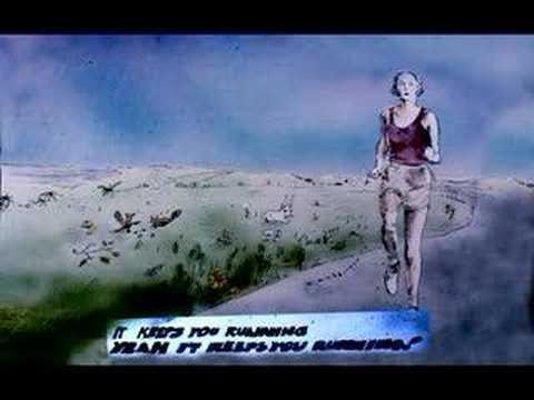 Doobie Brothers - It Keeps You Runnin' (lyrics and images)
