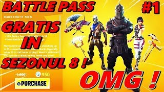 BATTLE PASS!! Free!! WHAT DO YOU HAVE TO DO? -FORTNITE-LIVE 149