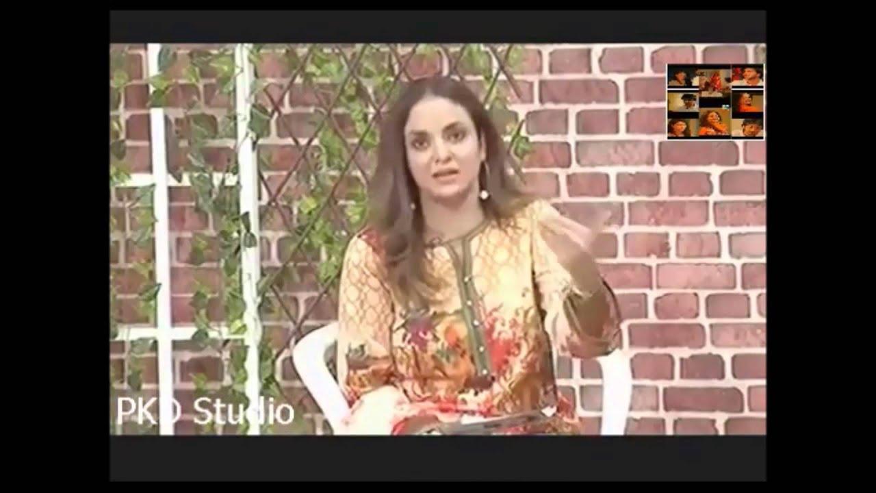 Mrs  Mumtaz Qureshi on Nadia Khan Show Geo TV February 11 2016