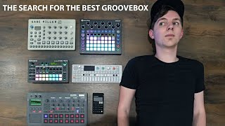 The Search for the Best Groovebox