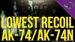 Lowest Recoil AK-74/AK-74N - Modding Guide 0.12 - Escape From Tarkov