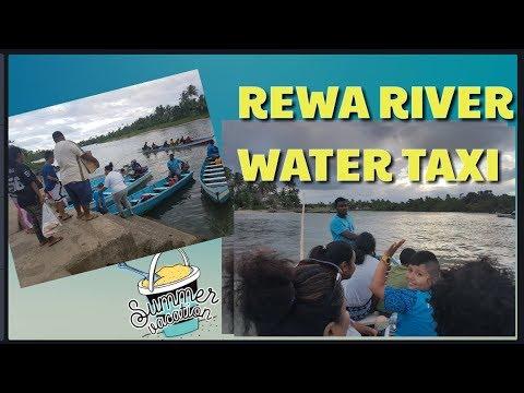 FIJI Water Taxi