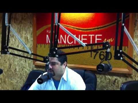 HD Manchete Esportiva 08/11/10 Rádio Manchete