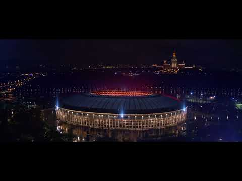 GET READY - Budweiser (Official Sponsor of the 2018 FIFA World Cup™)