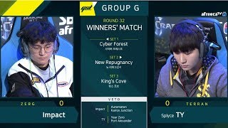 [2019 GSL S1] Ro.32 Group G Match3 (Winners'Match)
