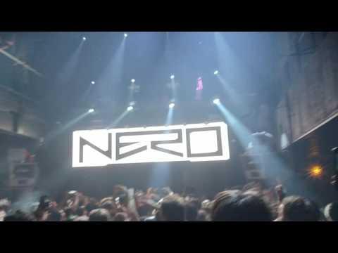 Nero - Beta Nightclub, Denver. 11/12/16