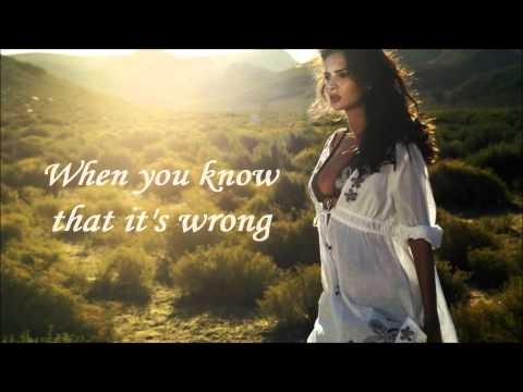 Already Gone by Kelly Clarkson w/lyrics