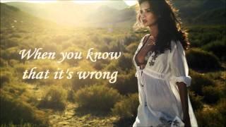 Already Gone by Kelly Clarkson w/lyrics
