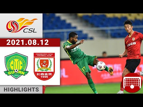 Beijing Guoan Changchun Yatai Goals And Highlights