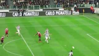21.04.2013 Juventus gegen AC Milan (sechzehn)