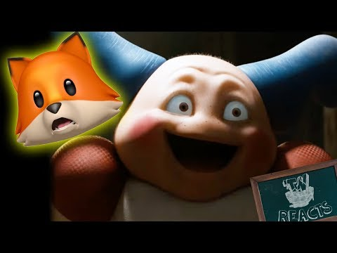 POKÉMON Detective Pikachu - Official Trailer #1 (Reaction) | Thinknoodles Reacts