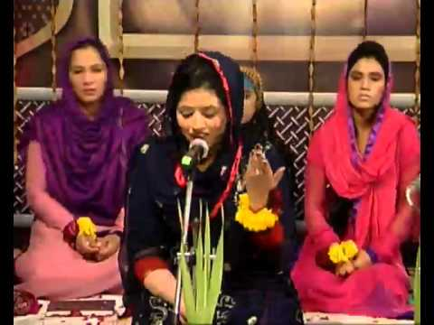 Khawateen Mehfil-e-Milad - Directed & Produced by Waheed Iqbal - Media Icons - 8th Mar 2015 P2