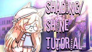 Gambar cover Shadin/Hair shine//Tutorial (Gacha tutorial)