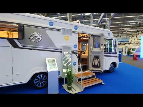 Download 2022 Knaus integrated motorhomes at Caravan Salon