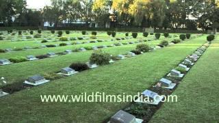 World War II Cemetery, Imphal