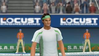 Smash Court Tennis 3 PSP Gameplay HD