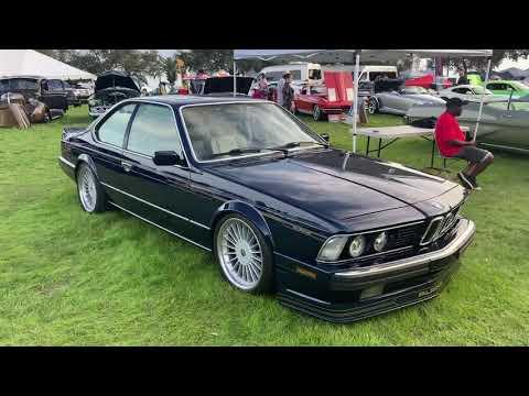 Rare E24 6 Series BMW Alpina Festival Of Speed 635 B7 Turbo Clone Or Replica?