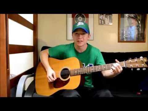 """""""Stay A Little Longer"""" by Brothers Osborne - Cover by Timothy Baker  *MY MUSIC IS ON iTUNES!*"""