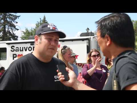 CUPW President Interview