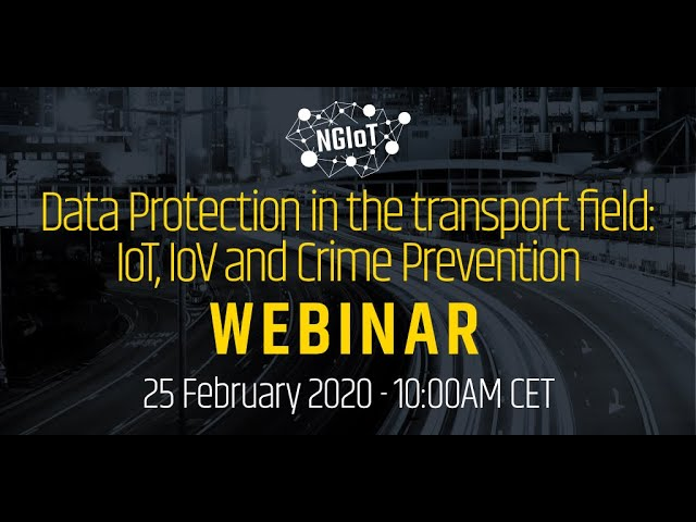 Data Protection in the transport field