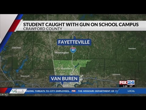 UPDATE: Three Arrests Involving Students With a Gun at Van Buren Freshman Academy (Fox 24)