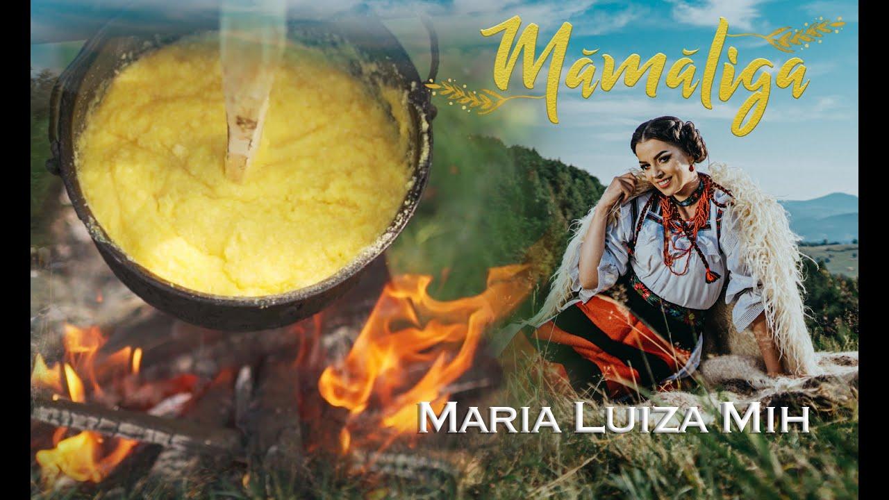 Mamaliga - Maria Luiza Mih si Ceterasii din Maramures