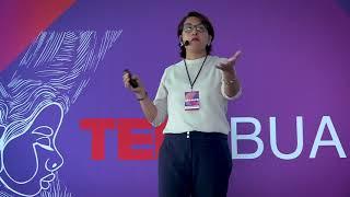 La realidad es nuestro trampolín, no nuestra jaula   Elsa Herrera Bautista   TEDxBUAPWomen