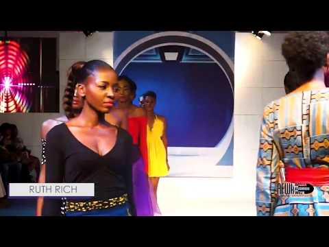 Ruth Rich (Ghana) | Accra Fashion Week 2018 Summer/Harmattan