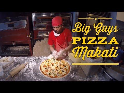 Big Guys Pizza Makati Avenue Manila by HourPhilippines.com