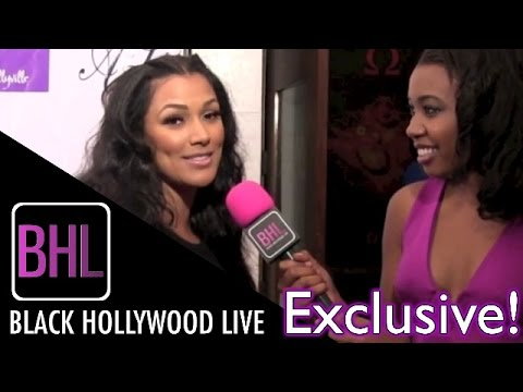 """Shantel Jackson @ The """"Nellyville"""" Premiere Party 