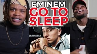 "EMINEM'S BEST DISS SONG? | ""GO TO SLEEP"" (Reaction)"