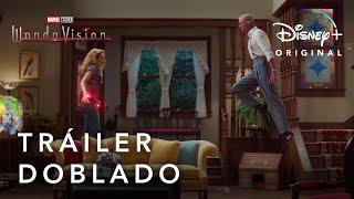 WandaVision | Tráiler de Mitad de Temporada Doblado | Disney+