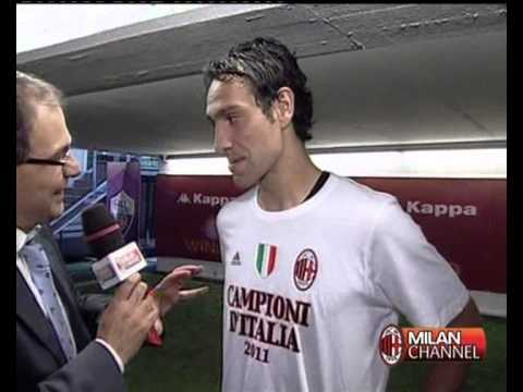 Nesta Interview - After Match Roma - 07/05/2011