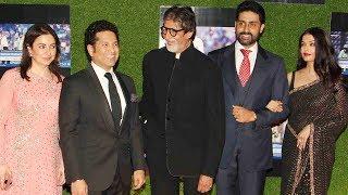 Bachchan Family At Sachin A Billion Dreams Grand Premiere | Amitabh, Aishwarya & Abhishek Bachchan