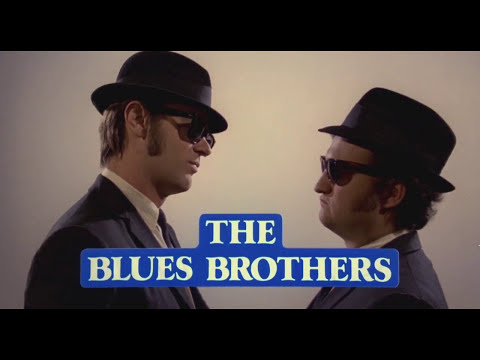"""THE BLUES BROTHERS Music Video - """"My Kingdom For A Car"""" by Phil Ochs"""