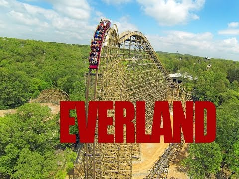 Everland Korea Adventure 2016!