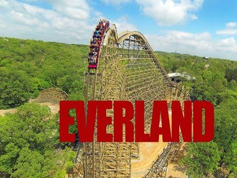 Everland Korea Adventure 2016!