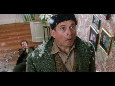 Home Alone Movie CLIP - Traps  1990  HD Poster