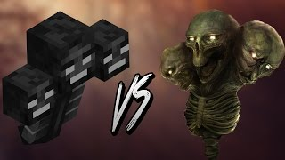 Real Life vs Minecraft: Mobs - Compilation (Español)- Junio-Julio 2017