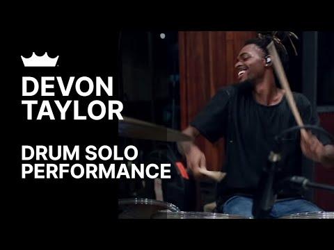 Remo + Devon Taylor: Drum Solo