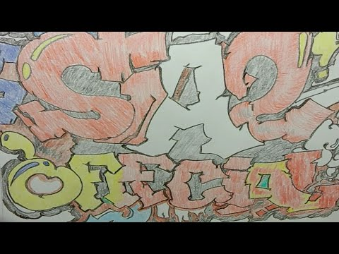 #doodleart# A #doodle2020 Doodle Art A | Mari Belajar | Doodle Art Indonesia from YouTube · Duration:  12 minutes 47 seconds