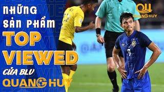 Những giây phút nghẹt thở cuối trận đấu lượt về Thái Lan Malaysia | BLV Quang Huy