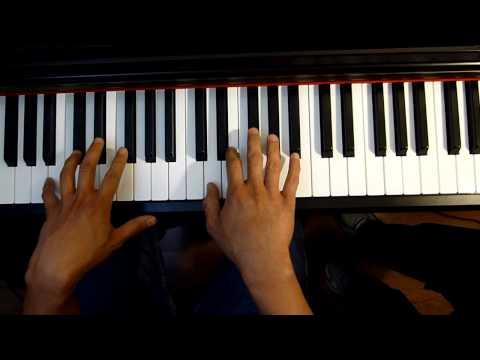 Tutorial - Healing Incantation, Tangled (Rapunzel, Disney, Alan Menken, Mandy Moore, piano)