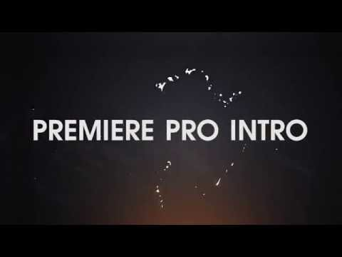 premiere pro intro template free download