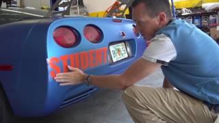 Rob'S Corvette