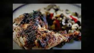 Halsey Street Grill Jerk Chicken Wings