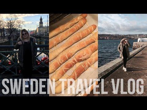 TRAVEL Vlogmas #15 / Jönköping, Gothenburg & slanac party