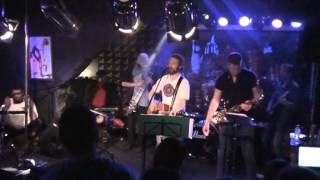 Da'Ba - Душа оживает (Da'Ba orchestra @ aNice Place Music Factory 02.11.2013.